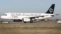 SX-DVQ - Aegean Airlines Airbus A320 aircraft