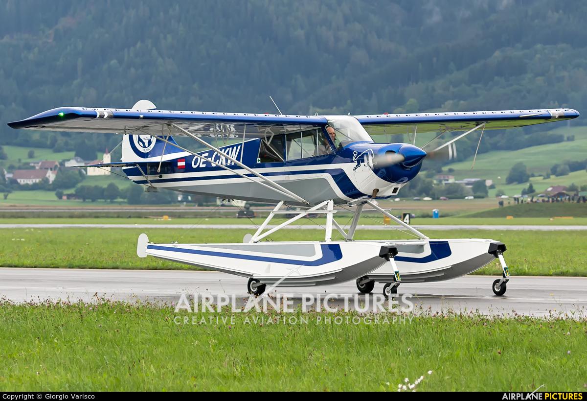 The Flying Bulls OE-CKW aircraft at Zeltweg