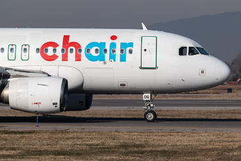 HB-JOG - Chair Airlines Airbus A319