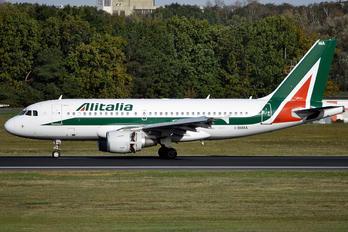 I-BIMA - Alitalia Airbus A319