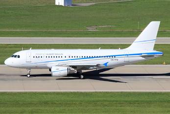 CS-TFU - White Airways Airbus A319 CJ