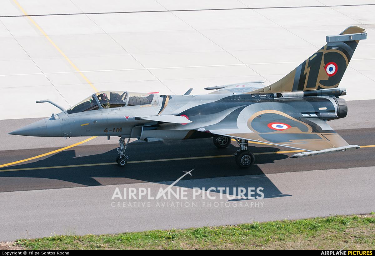 France - Air Force 109 aircraft at Saint Dizier - Robinson