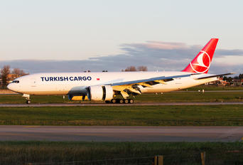 TC-LJR - Turkish Cargo Boeing 777F