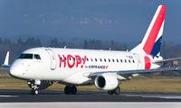F-HBXI - Air France - Hop! Embraer ERJ-170 (170-100) aircraft