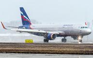VP-BIX - Aeroflot Airbus A320 aircraft