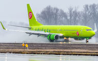 VP-BUL - S7 Airlines Boeing 737-800 aircraft