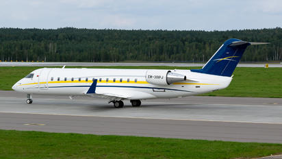 EW-301PJ - Belarus - Government Canadair CL-600 Challenger 850