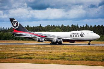 B-2422 - SF Airlines Boeing 747-400F, ERF