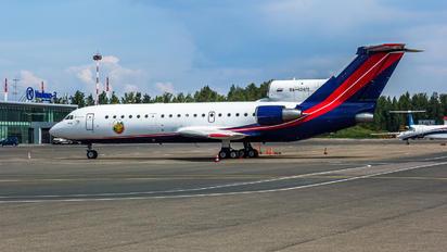 RA-42411 - Rusjet Aircompany Yakovlev Yak-42