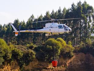 EC-JTO - Babcock M.C.S. Spain Aerospatiale AS350 Ecureuil / Squirrel