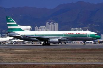 VR-HMV - Cathay Pacific Lockheed L-1011-1 Tristar