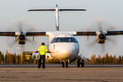 OH-ATL - NoRRA - Nordic Regional Airlines ATR 72 (all models) aircraft