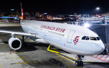 B-LBH - Cathay Dragon Airbus A330-300