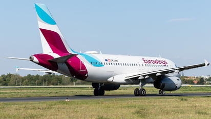 OE-LYW - Eurowings Europe Airbus A319
