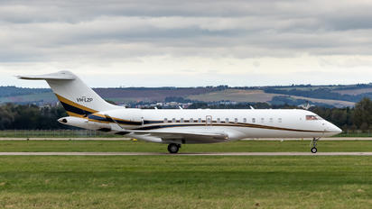VH-LZP - Private Bombardier BD-700 Global Express