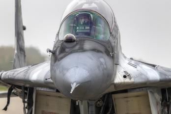 15 - Poland - Air Force Mikoyan-Gurevich MiG-29