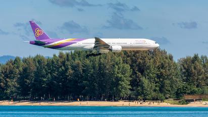 HS-TKD - Thai Airways Boeing 777-300