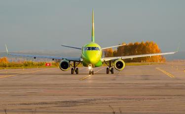 VQ-BYN - S7 Airlines Embraer ERJ-170 (170-100)