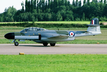 G-LOSM - Classic Air Force Gloster Meteor NF.11