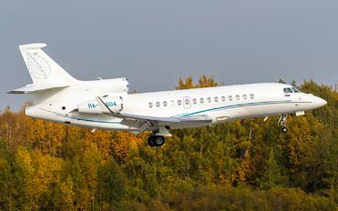 RA-09604 - Private Dassault Falcon 7X