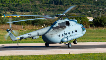 275 - Croatia - Air Force Mil Mi-8T