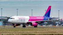 HA-LPL - Wizz Air Airbus A320 aircraft