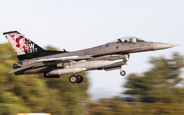 91-0377 - USA - Air Force Lockheed Martin F-16CJ Fighting Falcon