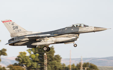 91-0371 - USA - Air Force Lockheed Martin F-16CJ Fighting Falcon