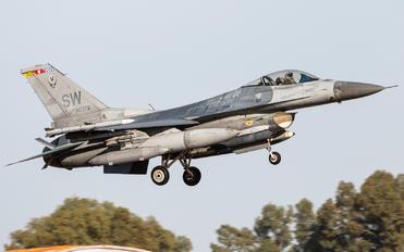 91-0376 - USA - Air Force Lockheed Martin F-16C Fighting Falcon
