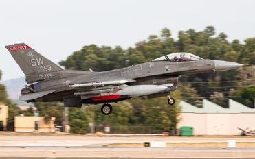 91-0353 - USA - Air Force Lockheed Martin F-16C Fighting Falcon