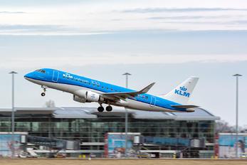 PH-EXJ - KLM Cityhopper Embraer ERJ-175 (170-200)