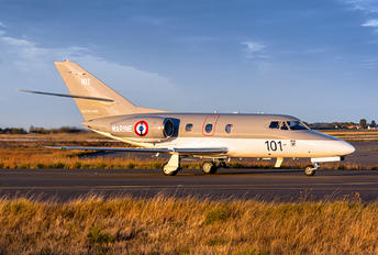 101 - France - Navy Dassault Falcon 10