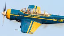 HA-JAV - Private Yakovlev Yak-52 aircraft