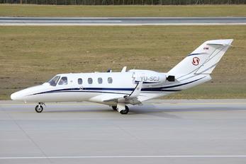 YU-SCJ - Prince Edward Air Cessna 525 CitationJet