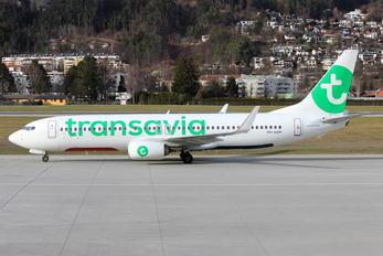 PH-HXM - Transavia Boeing 737-800