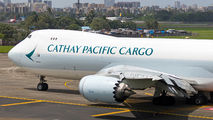 B-LJD - Cathay Pacific Cargo Boeing 747-8F aircraft