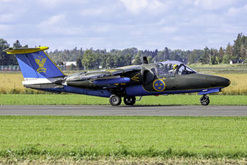 60062 - Sweden - Air Force SAAB SK 60