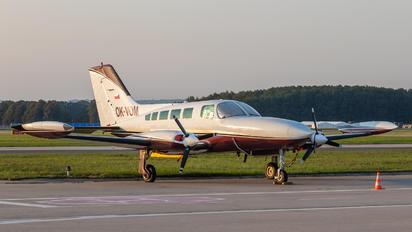 OK-VOM - Private Cessna 402B Utililiner