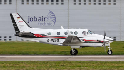 D-IBFS - Brose Beechcraft 90 King Air