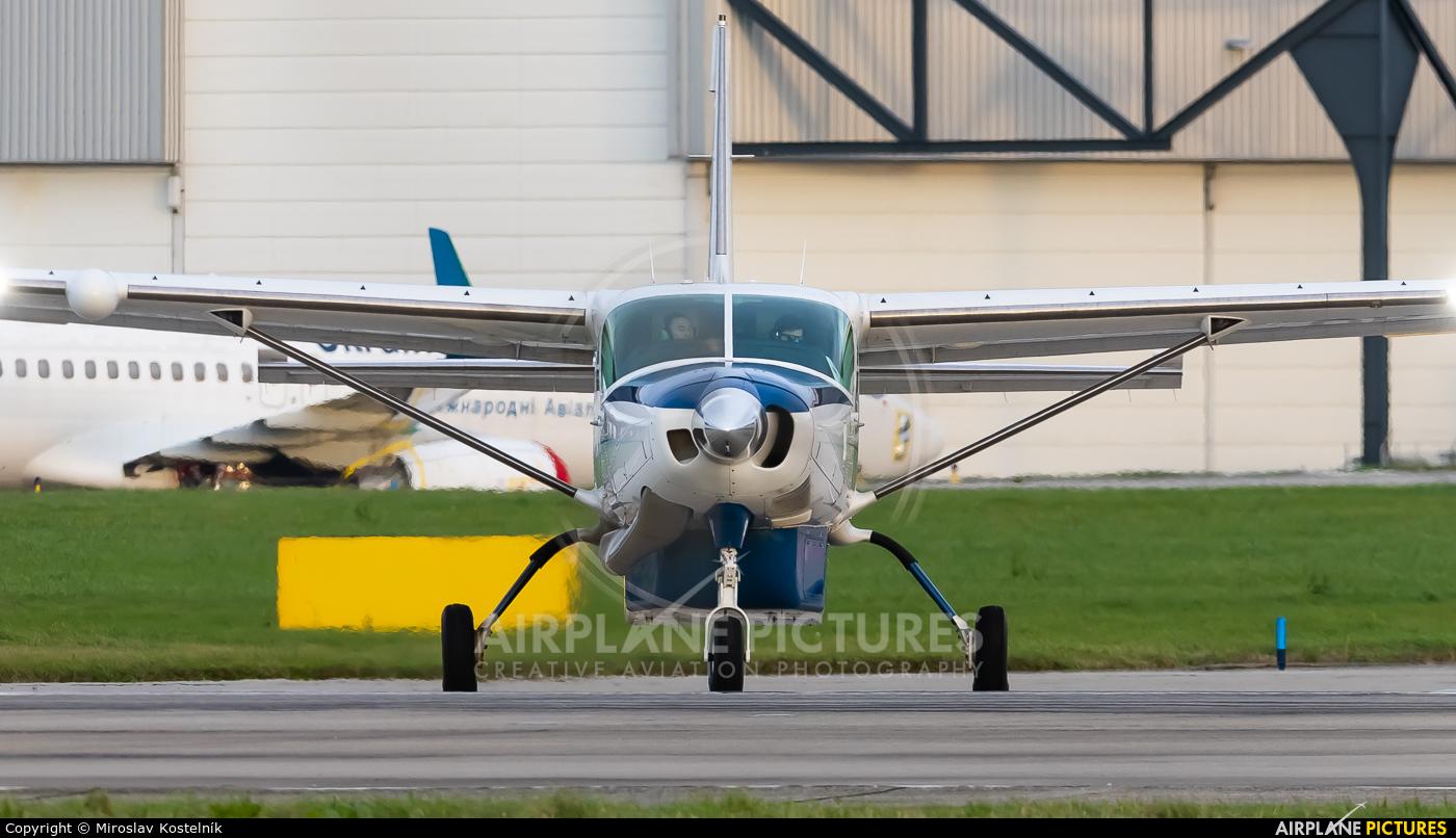 DSA - Delta System Air OK-LOK aircraft at Ostrava Mošnov