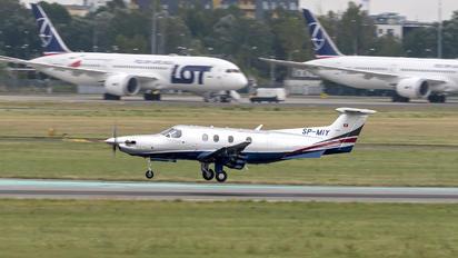 SP-MIY - Private Pilatus PC-12