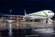 9H-BIG - AIR X Charter Airbus A340-300 aircraft