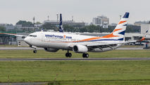 OK-TVM - SmartWings Boeing 737-800 aircraft