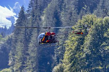 HB-ZBF - Private Westland-Bell 47G-3B1