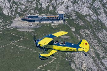HB-YNG - Private Experimental Aviation Rombach Special