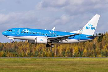 PH-BGI - KLM Boeing 737-700