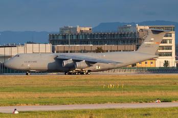87-0037 - USA - Air Force Lockheed C-5M Super Galaxy