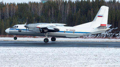 RF-26269 - Russia - Air Force Antonov An-26 (all models)