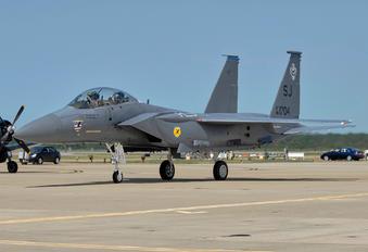 88-1704 - USA - Air Force McDonnell Douglas F-15E Strike Eagle