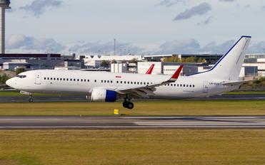 LN-NGS - Norwegian Air Shuttle Boeing 737-800